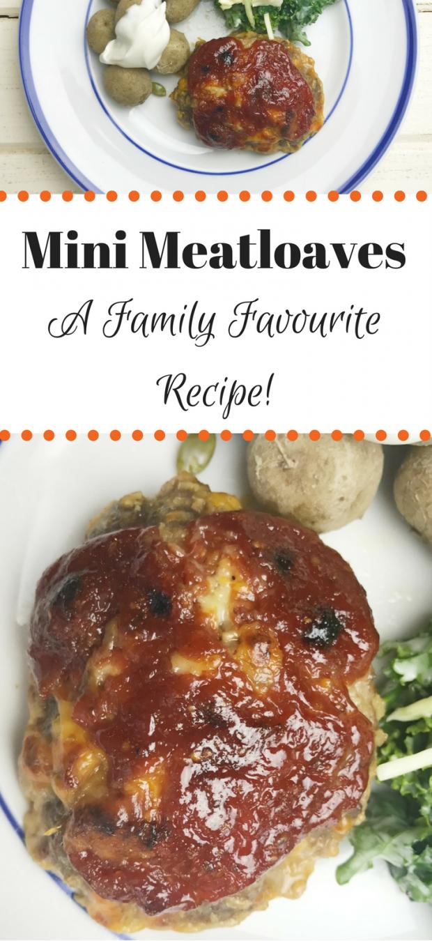 Mini Meatloaves A Family Favourite Recipe!
