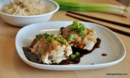 Sticky Coconut Chicken