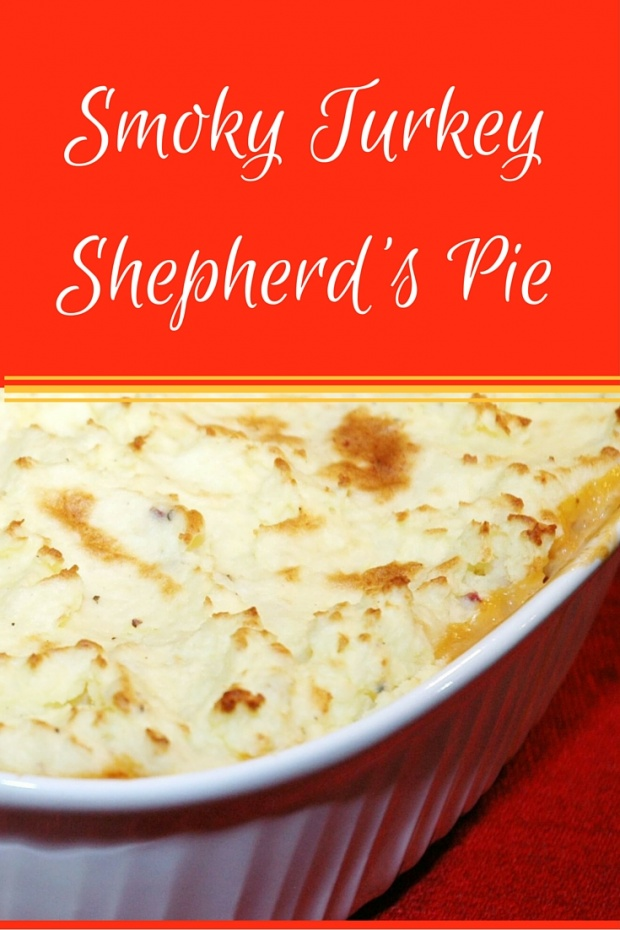 Smoky TurkeyShepherd's Pie