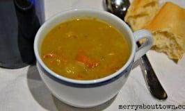 Crock Pot Split Pea Soup Recipe