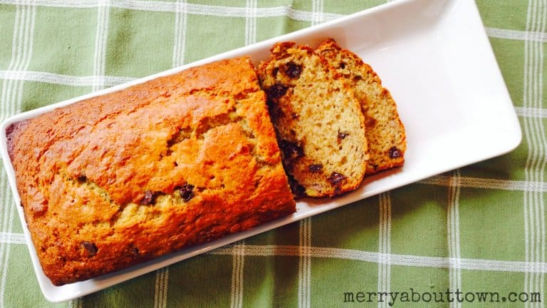 Banana Bread - Merry About Town