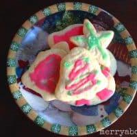 Rolled Sugar Cookies Sugar Cookie Icing