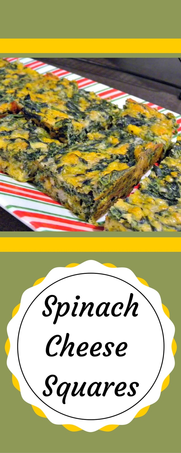 Spinach appetizer recipes