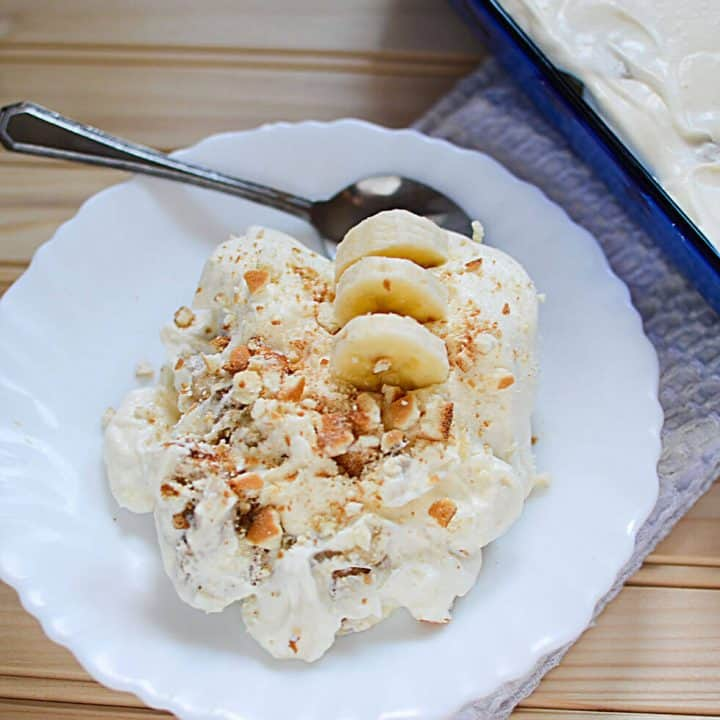 Southern Banana Pudding for a crowd