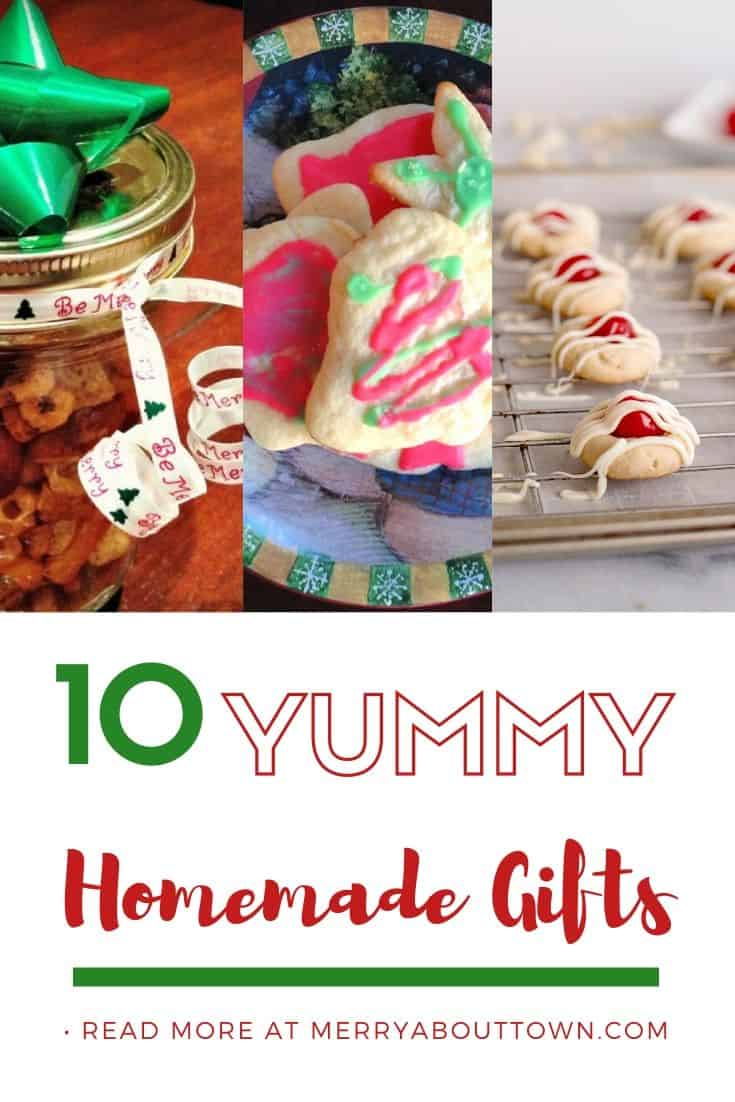 10 Yummy Homemade Gifts to Make and Give