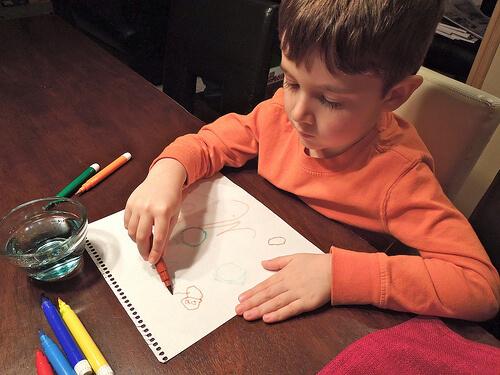 My little artist