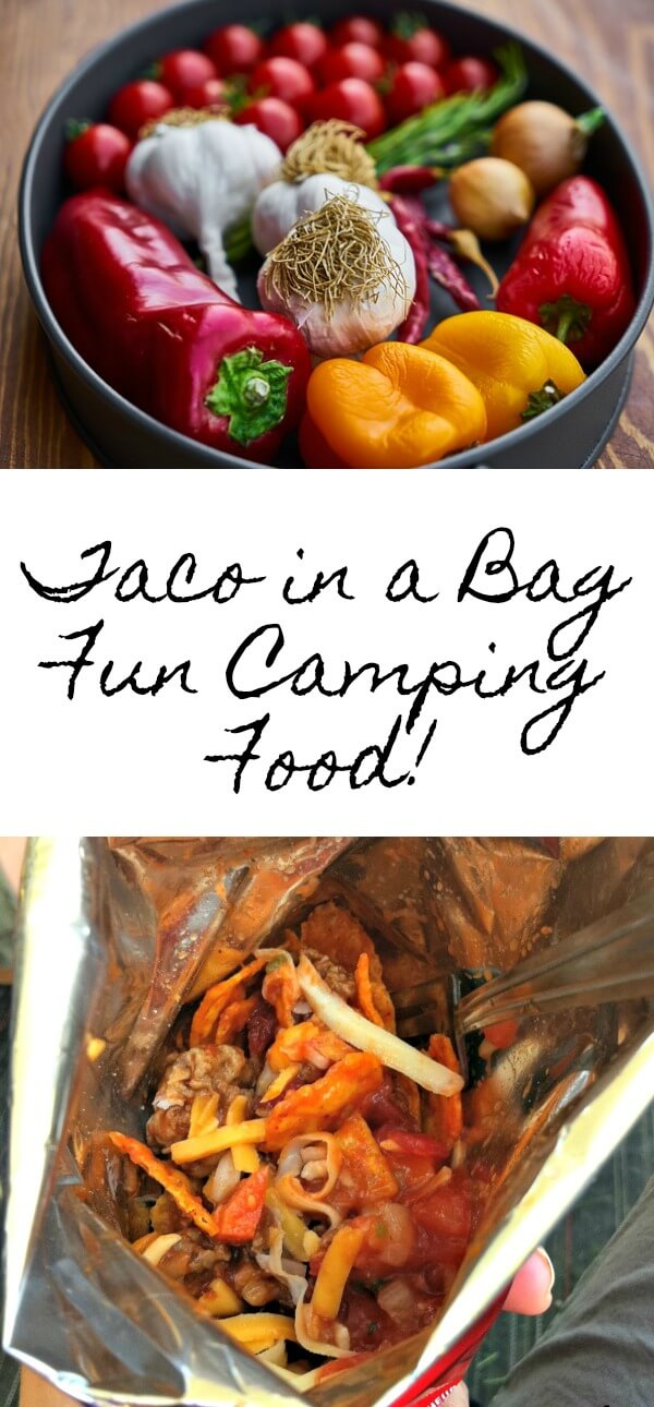 Taco in a Bag – Fun Camping Food!
