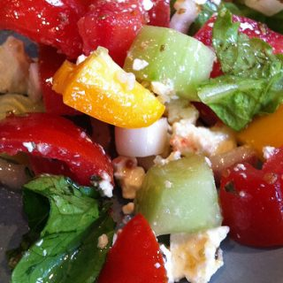 Scrumptious Greek Salad