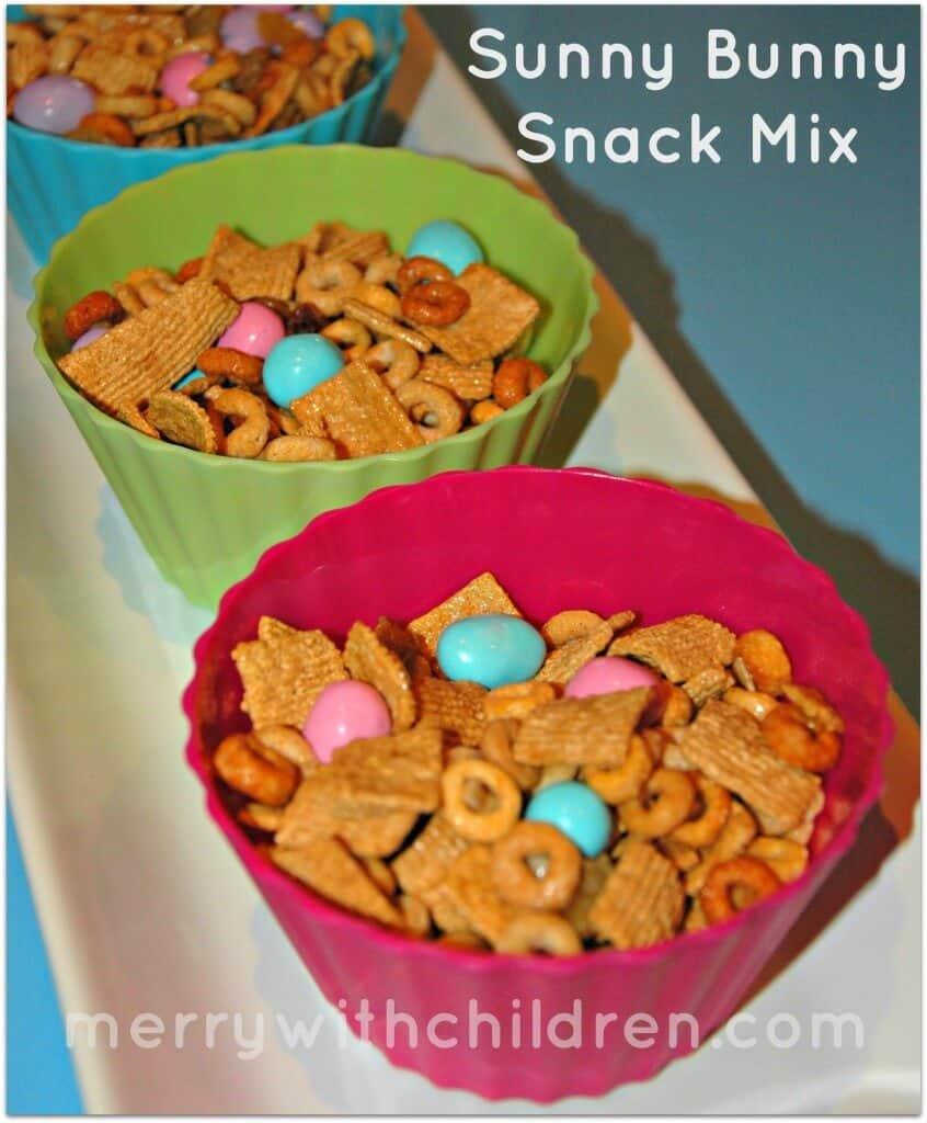 Sunny Bunny Snack Mix