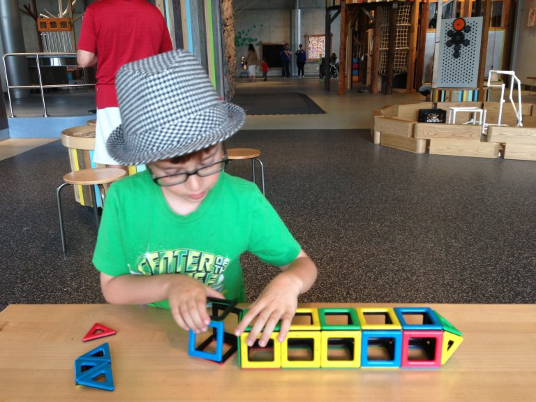 Exploring Science at Calgary's Telus Spark