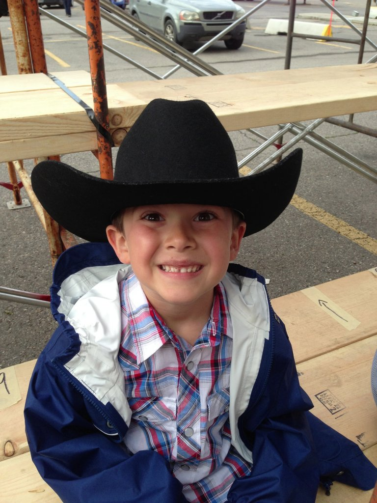 My Top Tips for a Kid Friendly Calgary Stampede