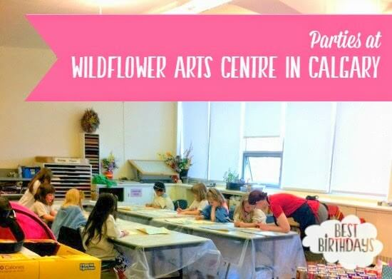 Real Party: Wildflower Arts Centre in Calgary
