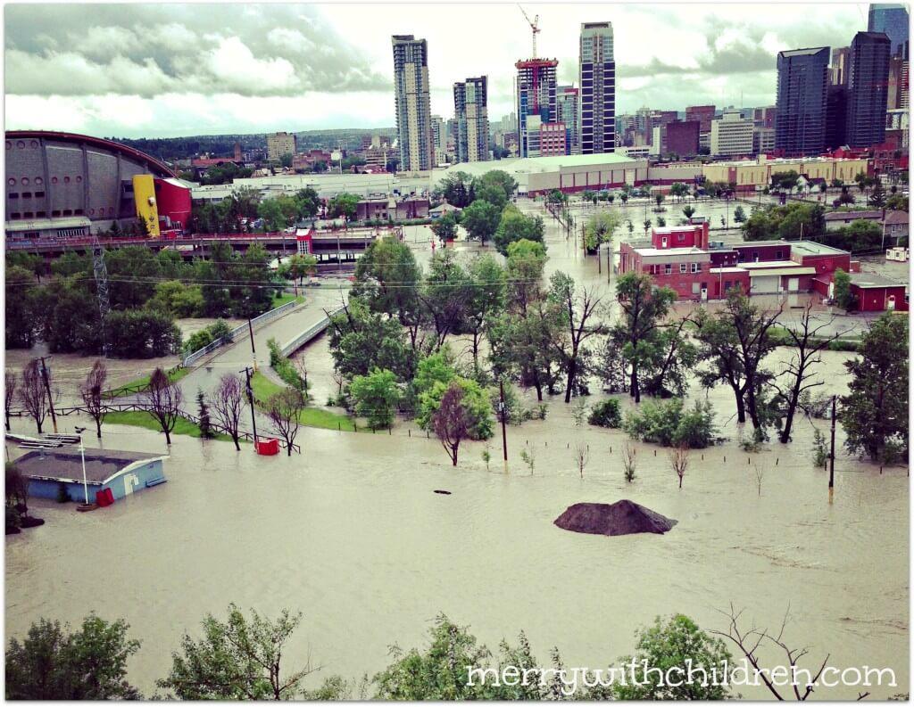 The Calgary Flood of 2013