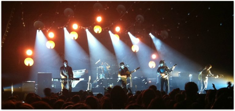 Mumford and Sons Concert