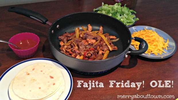 Fajita Friday