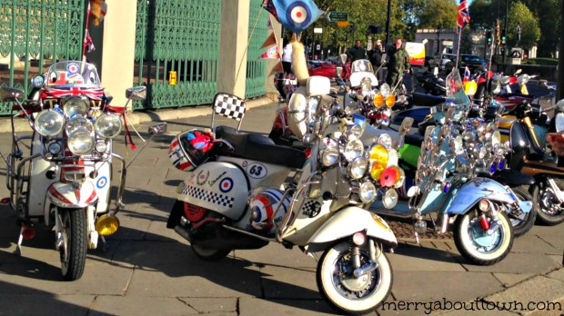 The Mod Remembrance Day Ride