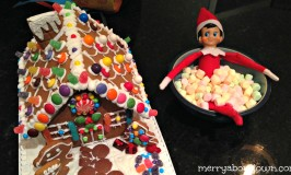 Elf on the Shelf Fail 2016