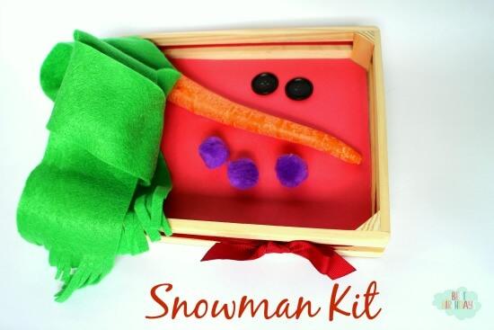 Easy Loot Bag Ideas for Winter Birthdays