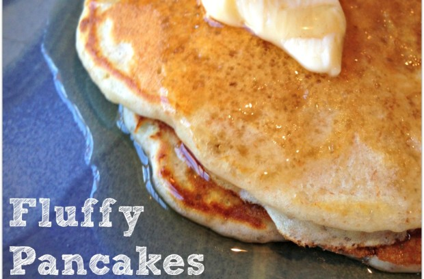 Fluffy Pancakes MerryAboutTown