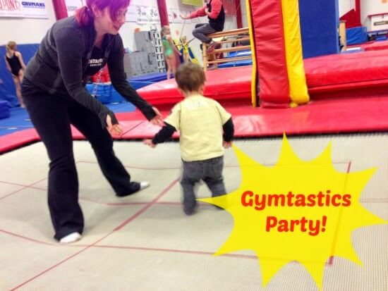 Birthday Parties at Gymtastics in Calgary
