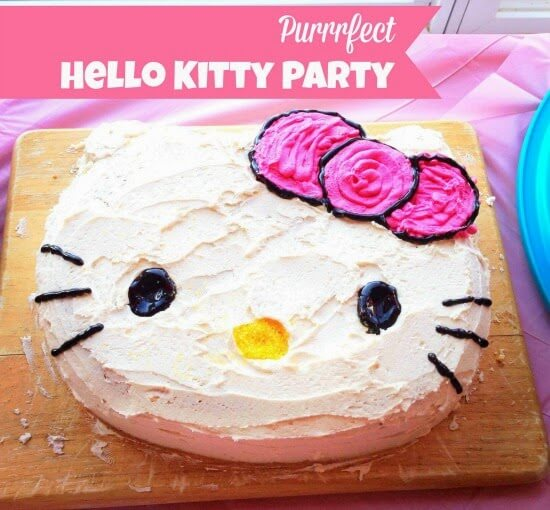 Party Purrrfect: a Hello Kitty Party