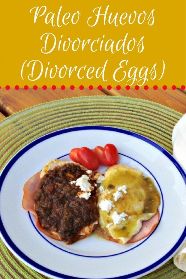 Paleo Huevos Divorciados (Divorced Eggs)