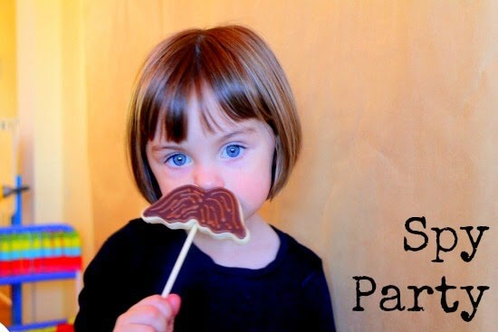 Spy Birthday Party & The SECRET to a Great-Looking Kids' Party