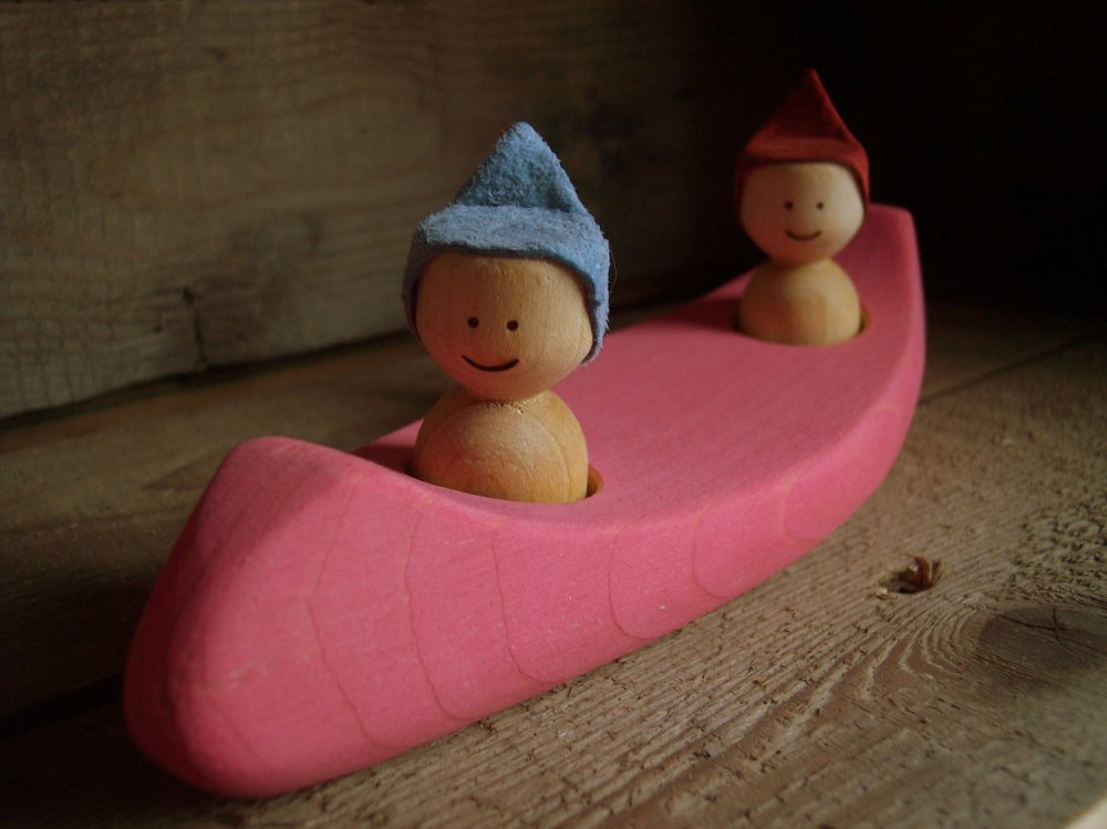 Canoe Bath Toy