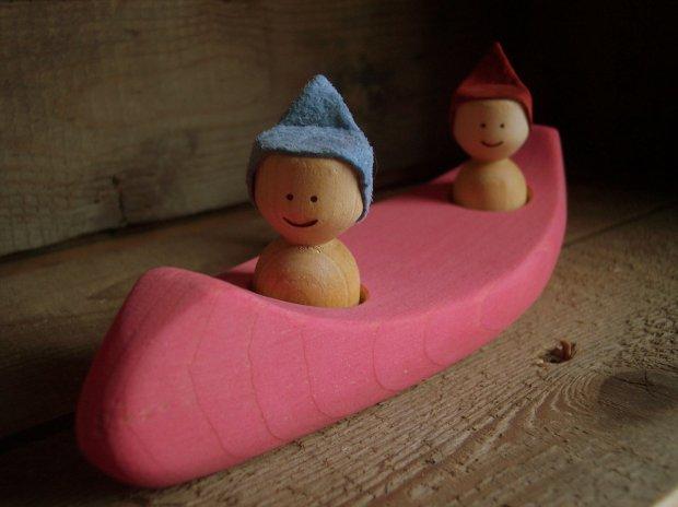 Canoe Bath Toy