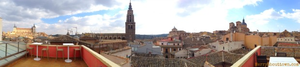 Toledo Skyline