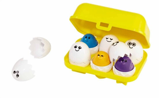 Egg toy for one year olds