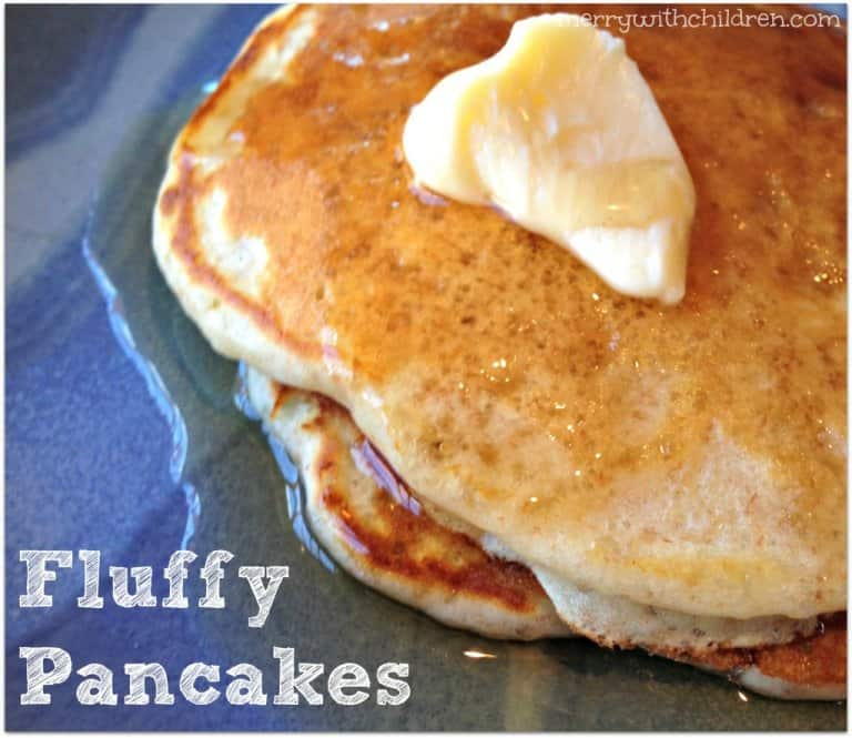 fluffy-pancakes