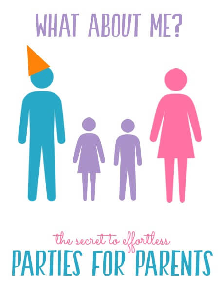 What about ME? – Parties for Parents