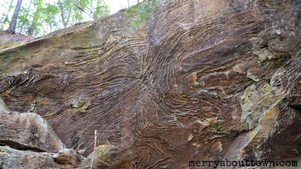 Cool Rock Formations at Natural Bridge AL - Merry About Town.