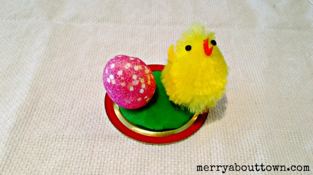 Easy Easter Craft - Merry About Town