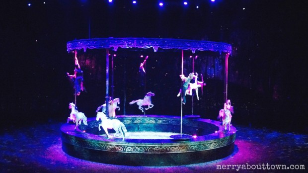The carousel at Odysseo by Cavalia - Merry About Town.jpg