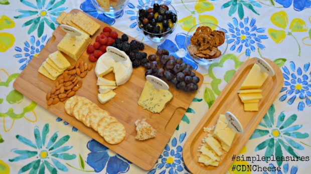 Celebrating Summer with Canadian Cheese - Merry About Town