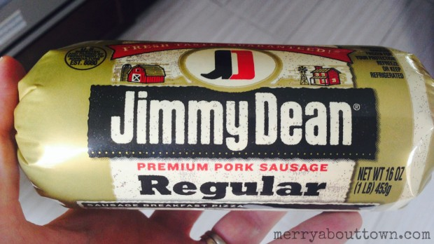 Jimmy Dean Sausage - Merry About Town