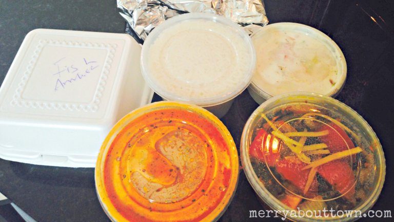 Delicious Takeout from SkipTheDishes.com - MerryAboutTown