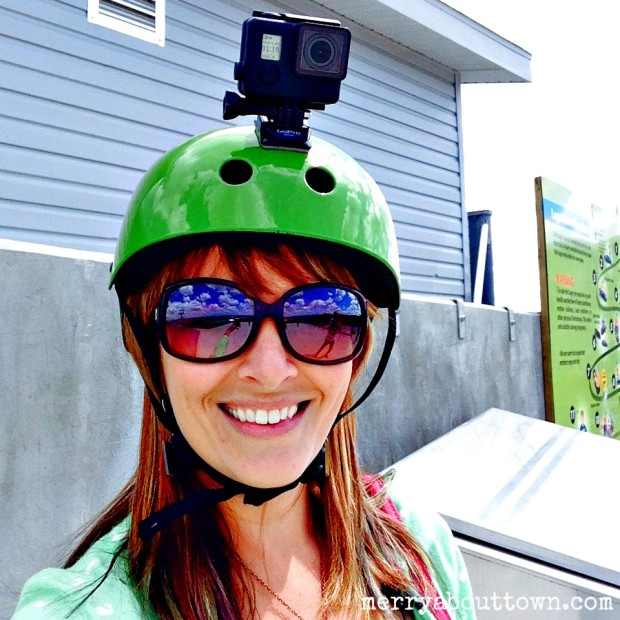 Go Pro on the Skyline Luge - Merry About Town