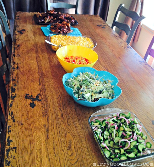Perfect Summer Salads - Merry About Town