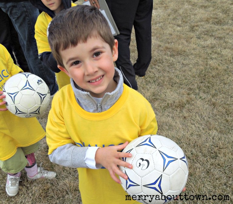 BMO Looking for Best Youth Soccer Team Spirit (Contest)