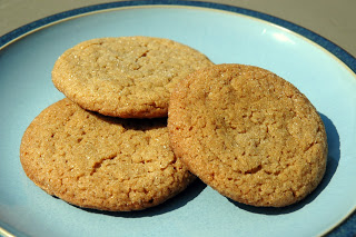 Big Soft Ginger Cookies - Merry About Town