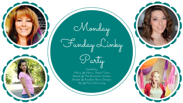 Monday Funday Linky Party - August 18
