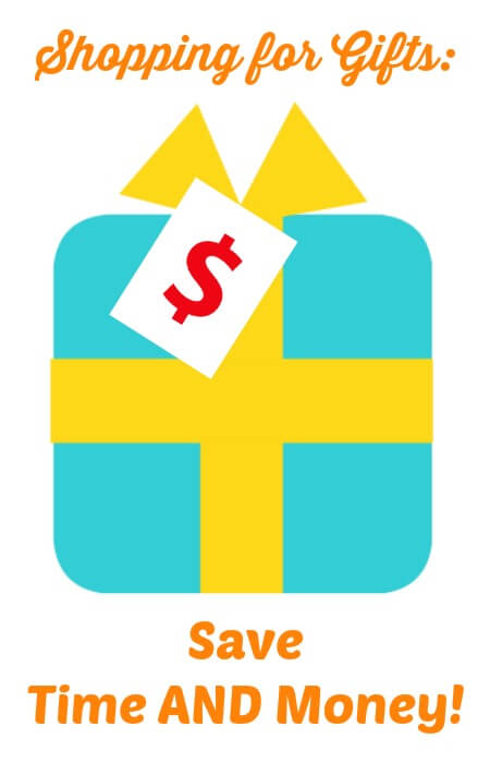 Shopping for Gifts: How to Save Time & Money