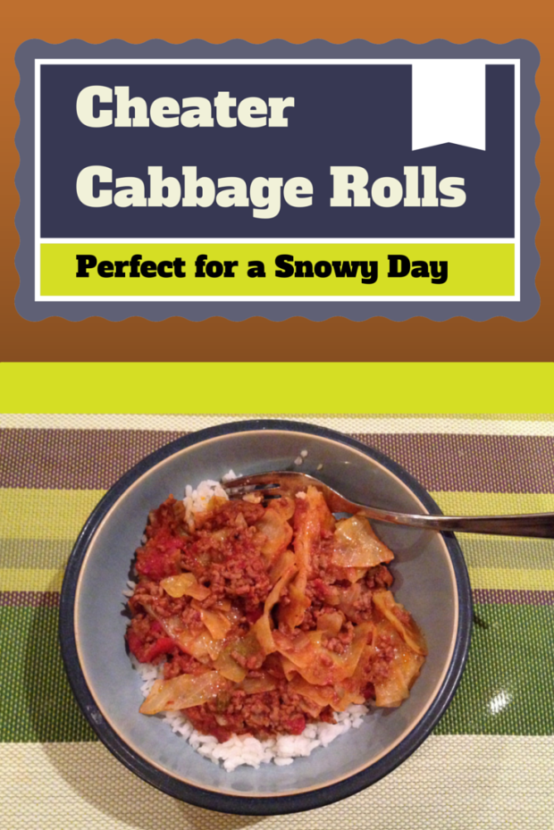 Easy One Pot Unstuffed Cabbage Rolls Recipe - Merry About Town
