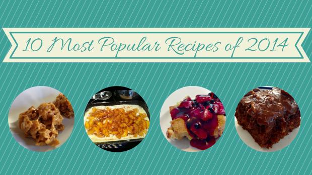 10 Most Popular Recipes of 2014