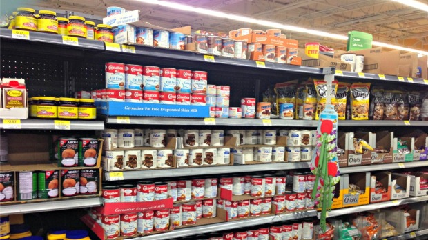 The Baking Supplies Aisle - Merry About Town