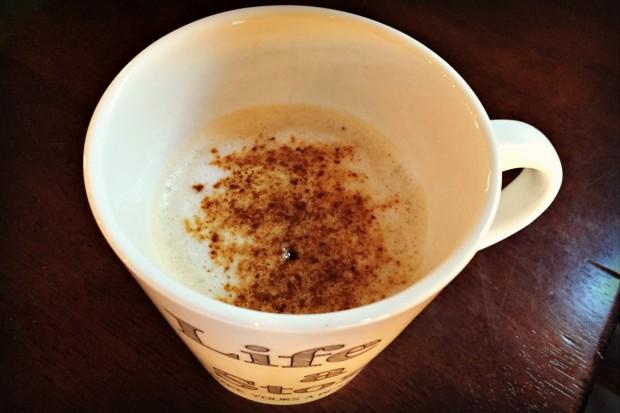Coconut Sugar Latte