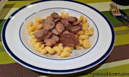Easy Beef Stroganoff – Kid Approved & No Cans!